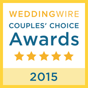 Wedding Wire Couple's Choice Awards - 2015 Winner