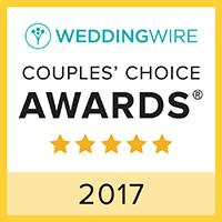 Weddingwire - Couples' Choice Awards
